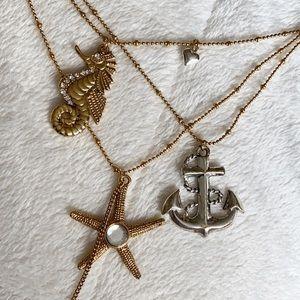 BETSEY JOHNSON 🏖 Sea Necklace